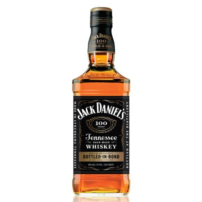 Jack Daniels 100 Bottled in Bond